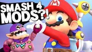 Smash 4 Mods Compilation