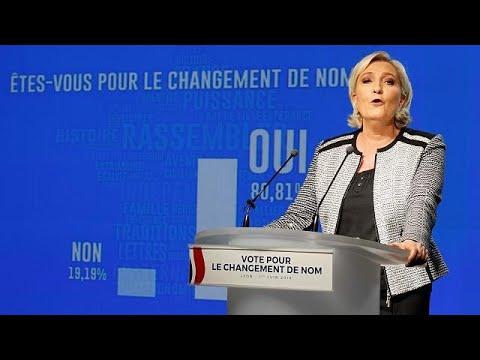 Frankreich: Front National ändert in Lyon Namen