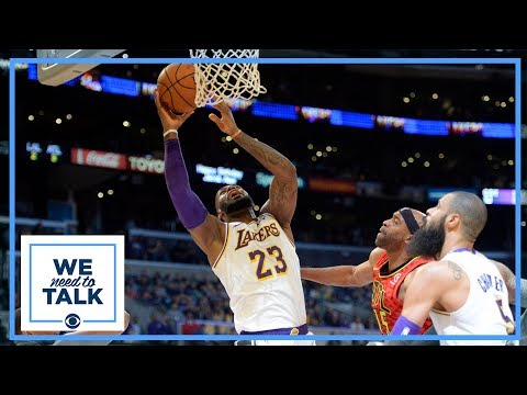 Video: Does LeBron Make the Lakers better? | We Need to Talk