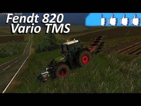 Fendt 820 Vario v1.0