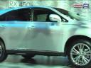 2008 LAAS: 2010 Lexus RX 350 & RX 400h