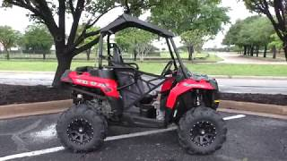 8. 134679   2017 Polaris ACE 500