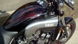 7. 2007 Yamaha VMAX One Owner 871 Miles Very fast