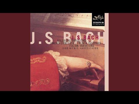 J.S. Bach: Aria da capo