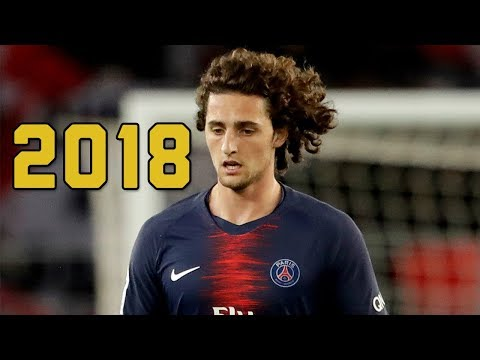 Adrien Rabiot 2018 Interceptions, Dribbling Skills, Tackles, Passes & Goals ● Welcome To Liverpool?