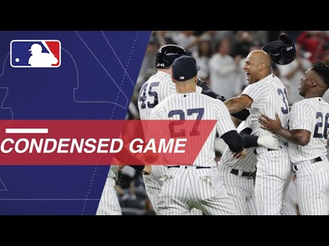 Condensed Game: BAL@NYY - 9/22/18