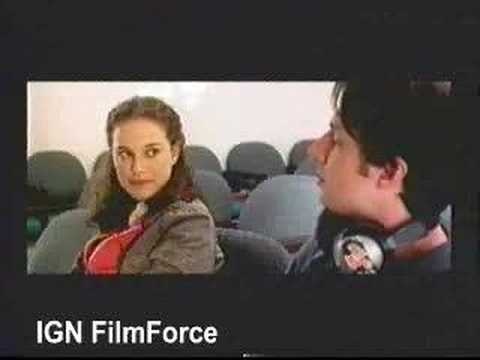 when zach braff and natalie portman first met in the film