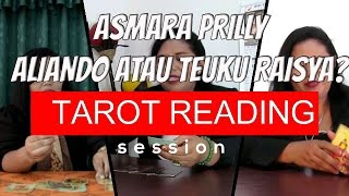 Tarot Psikologi-Bagaimana asmara Prilly,Aliando dan Teuku Rasya?