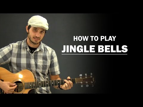 Jingle Bells | How To Play Christmas | Beginner Guitar Lesson