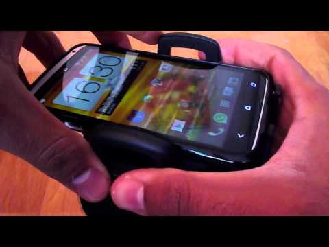 Handy Autohalterung Test - mumbi Auto KFZ Halterung Samsung Galaxy S III (i9300), iphone 5 & 4, ...