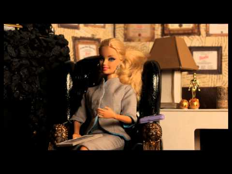 Love Triangle Therapy Episode 2 - A Barbie parody in stop motion *FOR MATURE AUDIENCES*