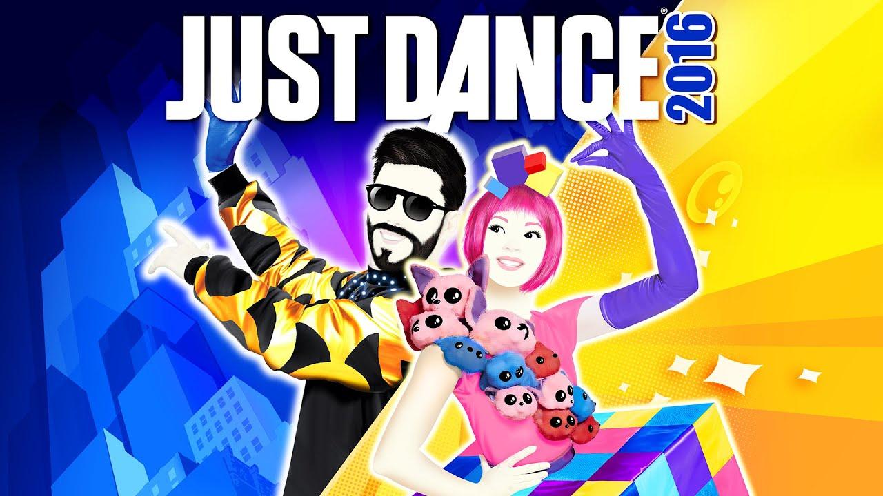 Обзор игры Just Dance 2016: танцуют все!