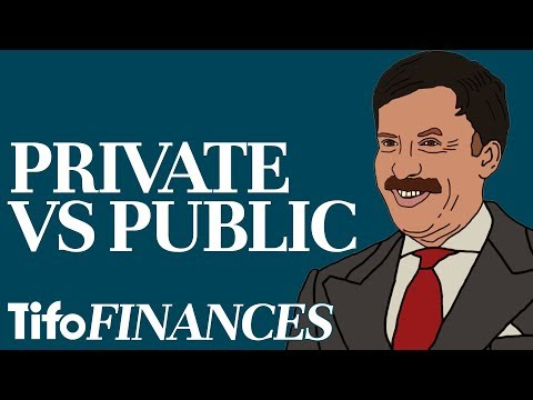 Private Vs Public Ownership