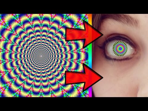 ILLUSION CAN CHANGE YOUR EYE COLOR! (CRAZY!)99% OF PEOPLE'S EYES WILL CHANGE!