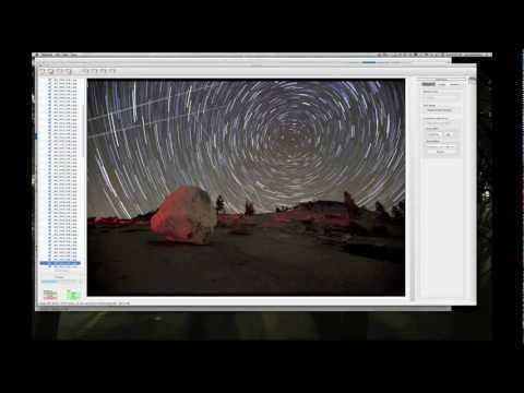 How To: Star Trail Photography – Stacking