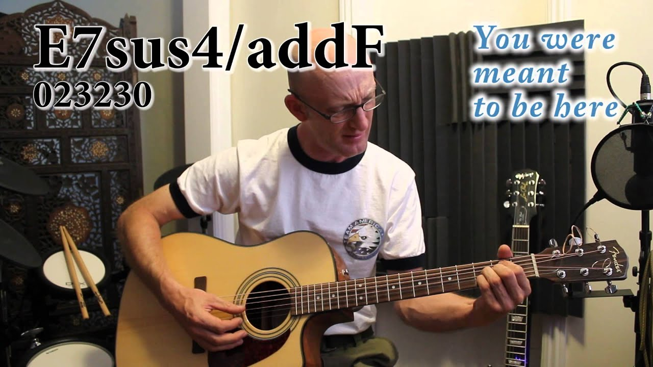 From the beginning – ELP – Cover, Acoustic guitar tutorial with chords