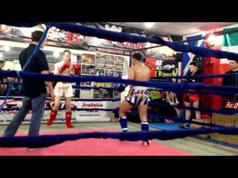 Muay Thai Interclub Fight With Commentary!