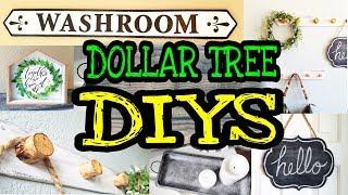 Dollar Tree DIY Home Decor / Modern Farmhouse Room Decor