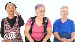 Video Old Lesbians Try New Lesbian Slang MP3, 3GP, MP4, WEBM, AVI, FLV Juli 2018