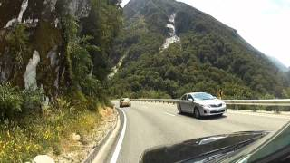 Haast New Zealand  City new picture : New Zealand - Haast Pass
