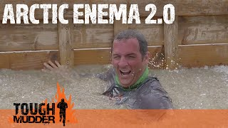 Tough Mudder | Arctic Enema 2.0 | 2015 Obstacles - YouTube