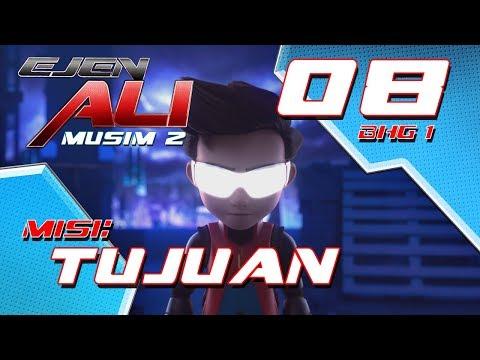 Ejen Ali  Musim 2 (EP08) Misi : Tujuan [Bahagian 1]