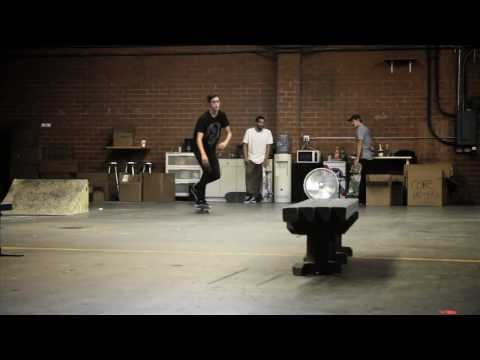 Video: HUF Warehouse Birthday BBQ