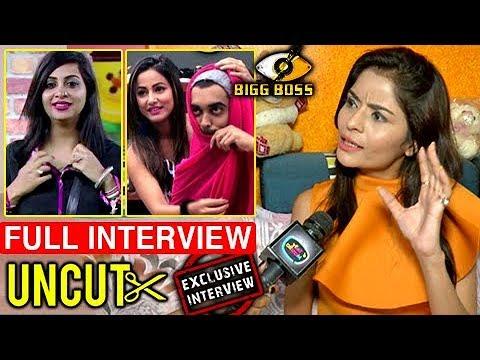 Gehana Vasisth Full Exclusive Interview On BIgg Bo