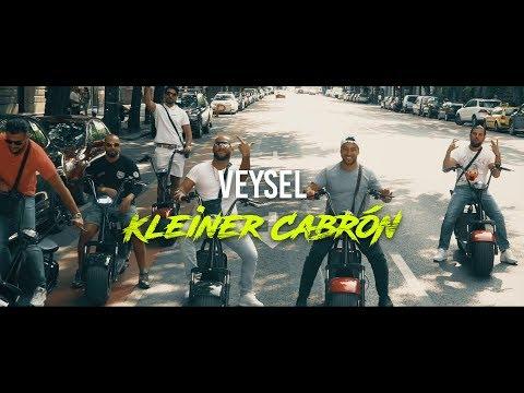 Veysel - Kleiner Cabrón [2017] [német gengszter rap, Budapesten forgatott klip]