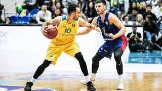 Match review VTB United league: «Astana» — CSKA