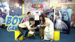 Play Gang Boys Meet Girls 29 November 2013 - Thai Talk Show