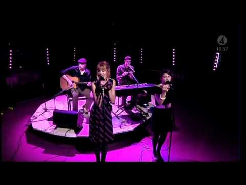 Nouvelle Vague - Road To Nowhere (Live Nyhetsmorgon 2009)
