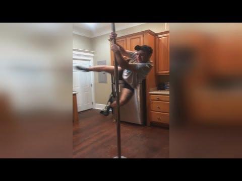 Stripper Pole Fails: Election Day Edition