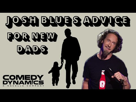 Josh Blue - Being Daddy (Stand up Comedy)