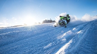 5. 2018 Early Release ZR 8000 Sno Pro