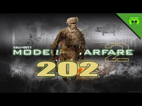 MODERN WARFARE 2 # 202 - Salvage Battle «»  Let's Play Modern Warfare 2 | HD