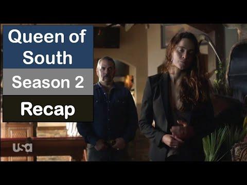 Queen of South Season 2 Recap