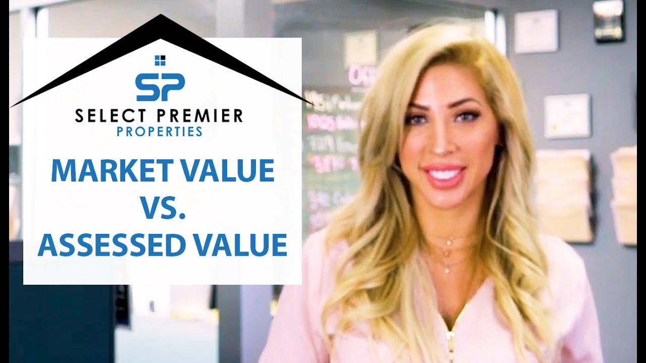 What's the Difference Between Market Value and Assessed Value?