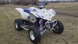 5. 2005 SUZUKI LTZ 400 ATV QUAD For Sale From Saferwholesale.com