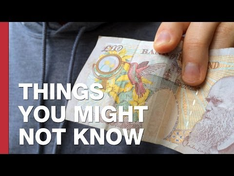 The Secret Pattern That Stops You Copying Bank Notes