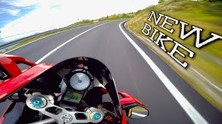 10. I BOUGHT A DUCATI 999 S [RAW POV] & Overview **FULL SYMMETRIC TERMIGNONI + OHLINS