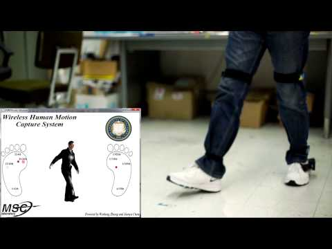 Shoe-based sensor system smartens up gait rehabilitation and therapy