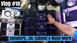 Video Wholesale DJ Equipments Markets speaker , lights, JBL, flight case Prices - Delhi Vlogs MP3, 3GP, MP4, WEBM, AVI, FLV Oktober 2017
