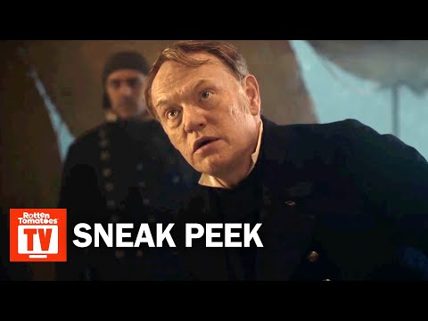 The Terror S01E04 Sneak Peek | 'Out of the Frying Pan Into the Fire' | Rotten Tomatoes TV