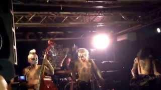 Takaoka Japan  City new picture : Mad Mongols at clover hall Takaoka Japan /Bat Cave Wreckin. May 24,2015 .1