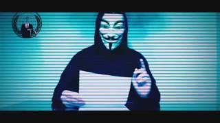 Anonymous   Mensagem para Donald Trump Novembro 2016