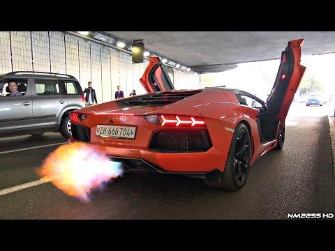 Lamborghini Aventador Sound Exhaust  photos