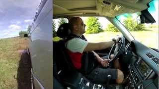 2012 Land Rover - Range Rover - Offroad Test Drive And Review