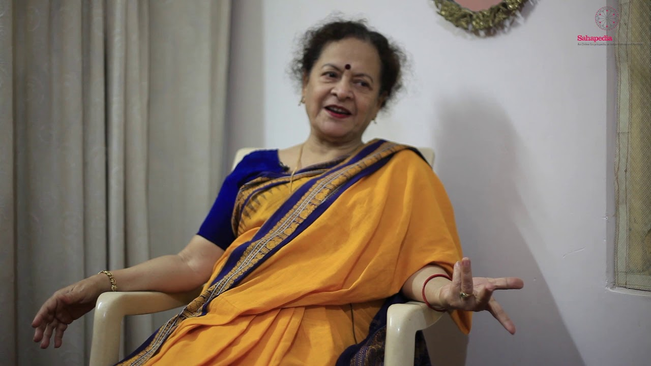 Growing with Odissi: In Conversation with Kumkum Mohanty