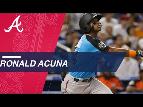 Video: Top Prospects: Ronald Acuna, OF, Braves